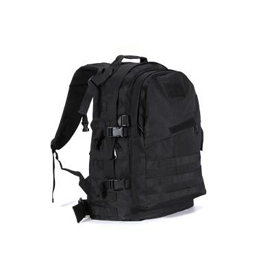 Outdoor Adventure, Military Grade, Backpack Black