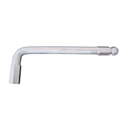 WEDO TT5115 Titanium Hex Key Wrench with Ball