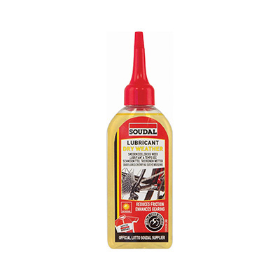 Soudal 100ML Dry Weather Lubricant
