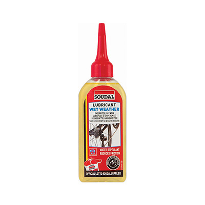 Soudal 100ML Wet Weather Lubricant