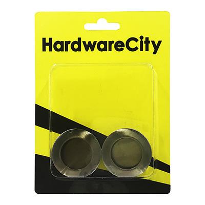 HardwareCity 32MM Round Cabinet Handle, 2PC/Pack