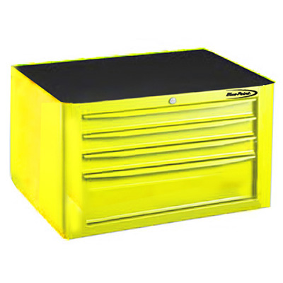 BluePoint KRB13004PES, 4 Drawers Top Chest, Yellow Gloss
