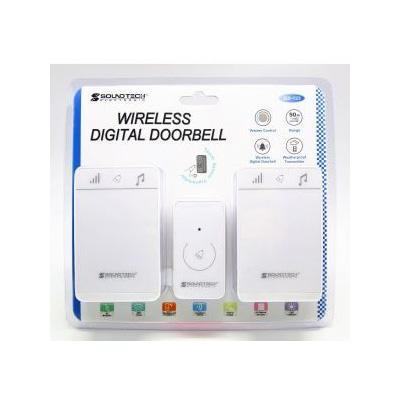 Soundteoh DA-412 Direct AC Wireless Doorbell
