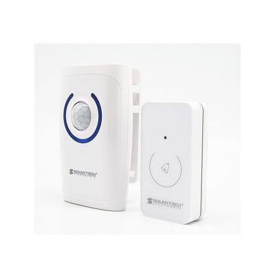 Soundteoh DD-124S 4 IN 1 Wireless Digital Doorbell