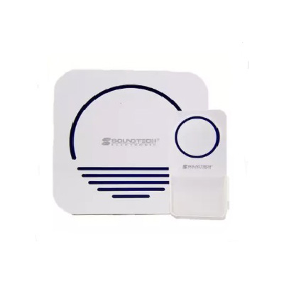 Soundteoh DA-50 Wireless Digital Doorbell (AC Operated)