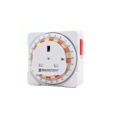 Soundteoh TE-104, 13A Analogue Mini Timer (Each Segment 15 Min)