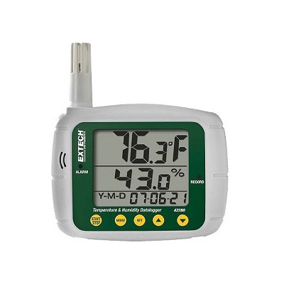 Extech 42280 Temperature And Humidity Data Logger