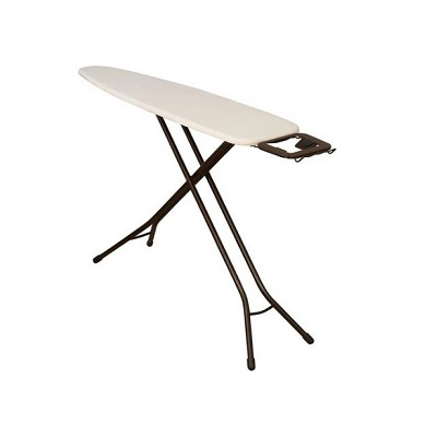 Alpha Premium Basic Mesh Ironing Board (Black) 97CM X 34CM