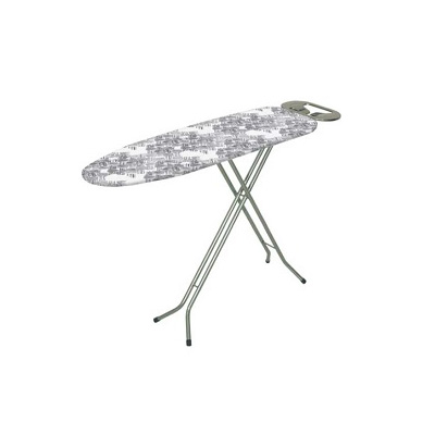Alpha Premium Kara Ironing Board 110CM X 34CM Silver