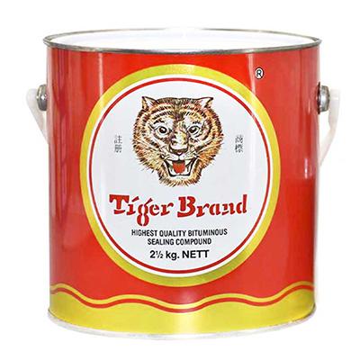 Tiger Brand Bituminous Compound (Soft) 2.5kg