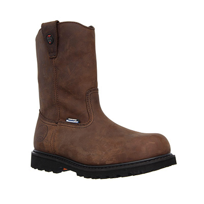Skechers Work 77011 Ruffneck Steel Toe High Cut Rigger Safety Boots