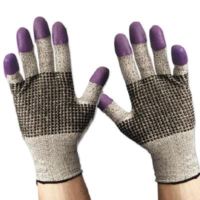 KLEENGUARD G60 Purple Nitrile Level 3 Cut Resistant Gloves