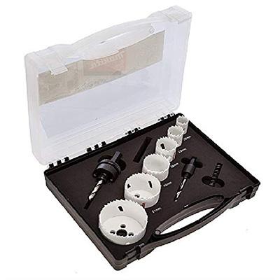 Makita D-47139 Hole Saw Kit 6PC/Set (Bi-Metal Hole Saw Kit)