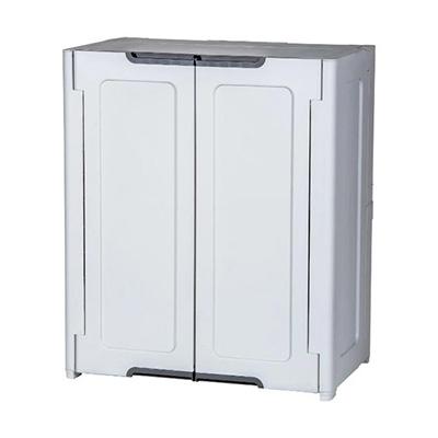Keter Magix Foldable Cabinet Grey