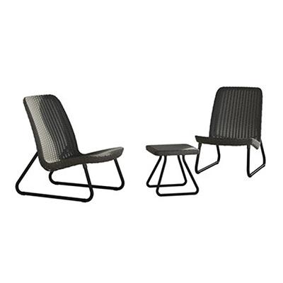 Keter Rio Outdoor Sofa Lounge Set