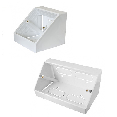 CHW Floor Surface Mounted Switch Socket Box (Angle Type)