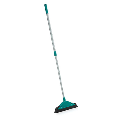 Leifheit L55243 Soft And Easy Foam Broom With Screw Handle