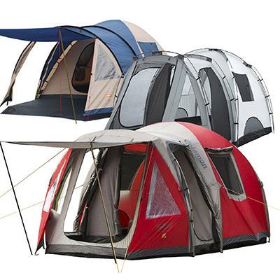 Coleman Lakeside 5 Person Tent