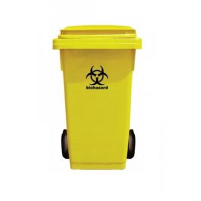 OTTO Biopak Medical Bio-hazard Bin 120L