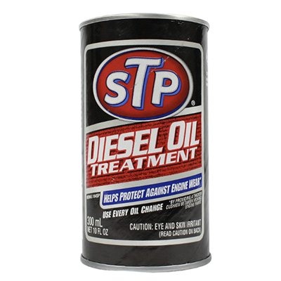 STP S65934 Diesel Oil Treatment 10oz