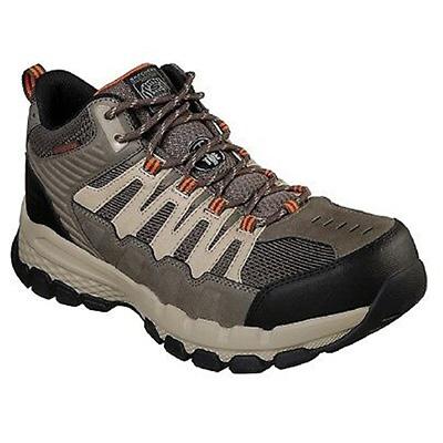 Skechers Work 77177 LTTN Queznell Steel Toe Safety Shoe