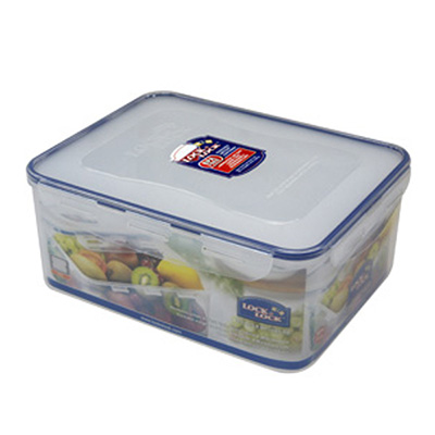 Lock & Lock HPL836 Classic Food Container W/Drainage Tray 5.5L