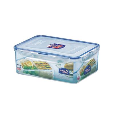 Lock & Lock HPL826C Classic Food Container W/Divider 2.6L