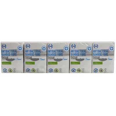 Dr Blanc Bamboo Pocket Tissues
