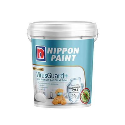 Nippon Paint VirusGuard+ Anti Viral Interior Paint 5L