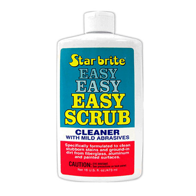 Starbrite Easy Scrub Cleaner (Contains Anti-Scratch Superfine Agents) 473ML
