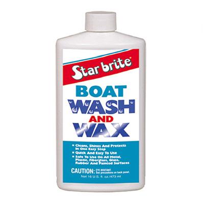 Starbrite Boat Wash & Wax 473ML