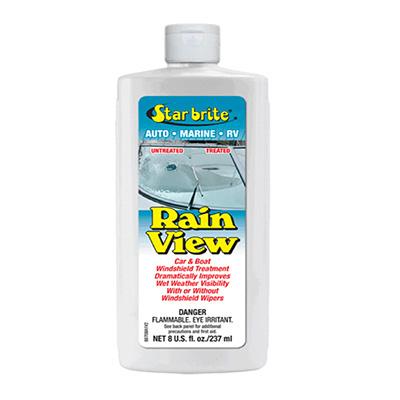 Starbrite Rain View Treatment For Car & Boat 237ML