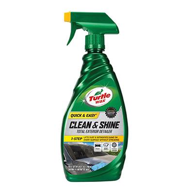 Turtle Wax Quick Easy Clean & Shine Total Exterior Detailer 26 OZ