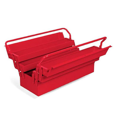 """BluePoint UT22K Red Cantilever Metal Tool Box (22""""/550MM)"""