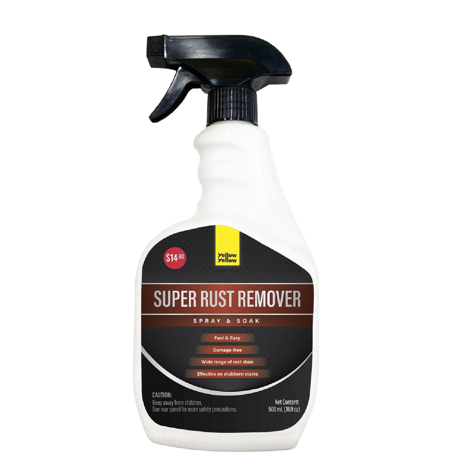 Yellowyellow HC-173 Super Effective RUST REMOVER Spray & Soak 500ML