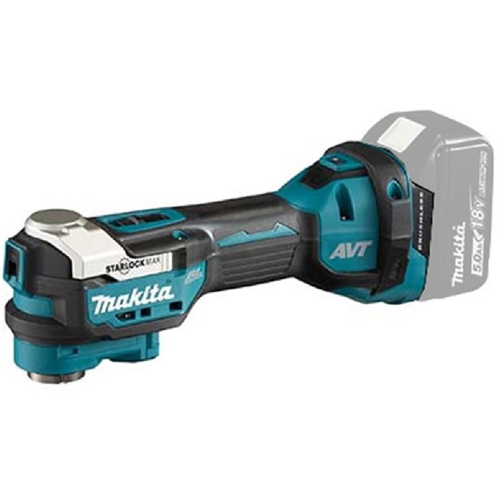 Makita DTM52Z 18V LI-ION Brushless Multi Tool - Bare Unit