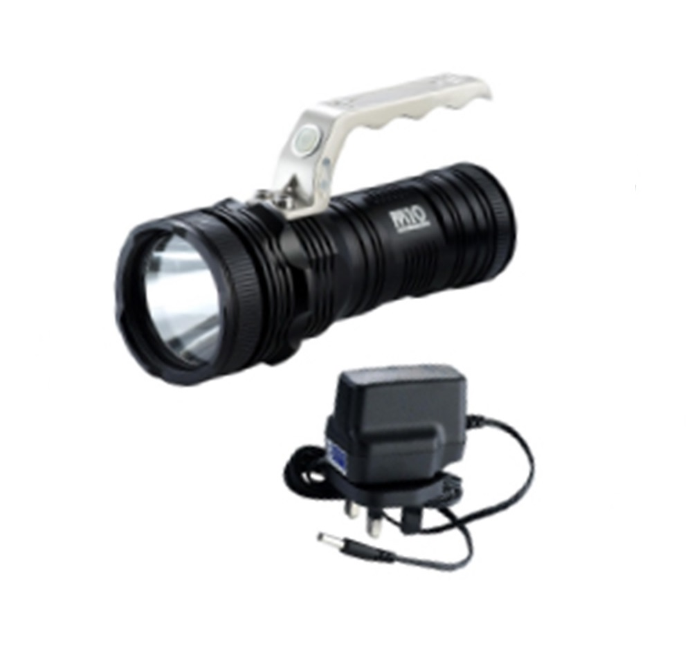 M10 LE-510 Aluminium Rechargeable 10W Search Light IPX4